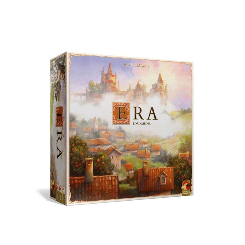 บอร์ดเกม ERA The Medieval Age Board Game