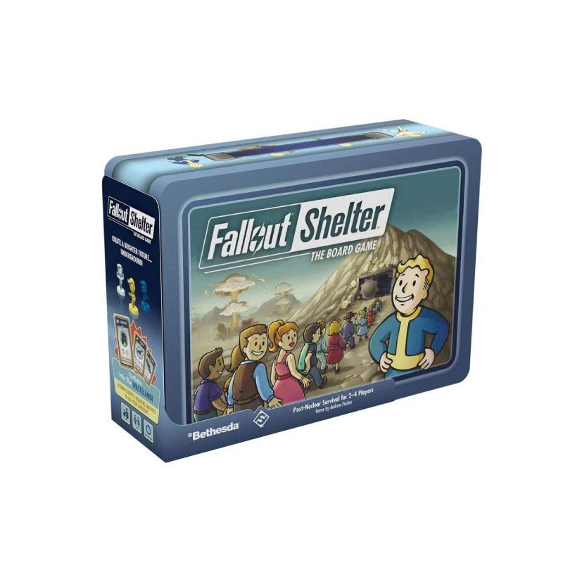 บอร์ดเกม Fallout Shelter Board Game