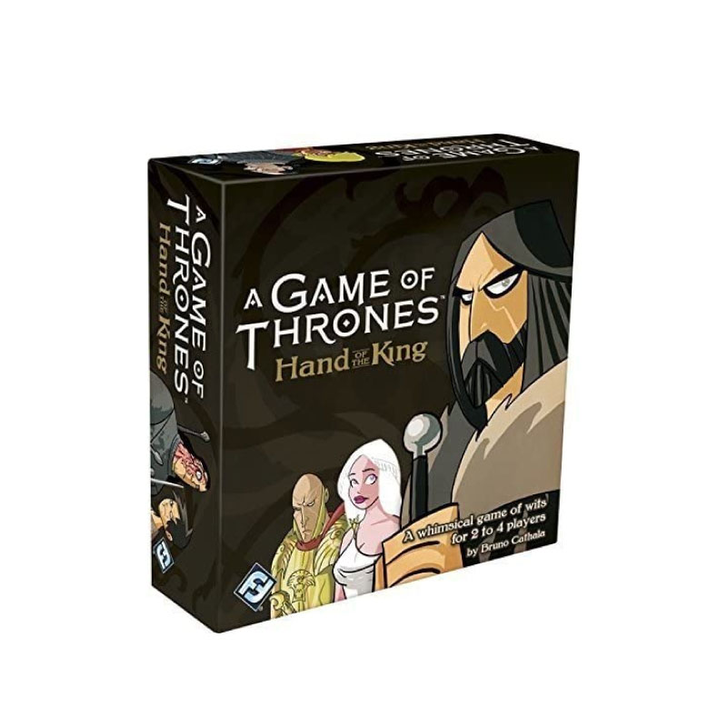 บอร์ดเกม Game of Thrones : Hand of the King Board Game