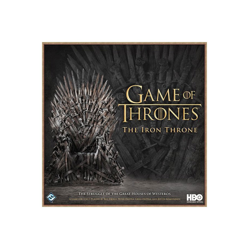 บอร์ดเกม Game of Thrones : The Iron Throne Board Game