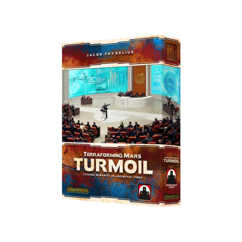 บอร์ดเกม Terraforming Mars Turmoil Board Game