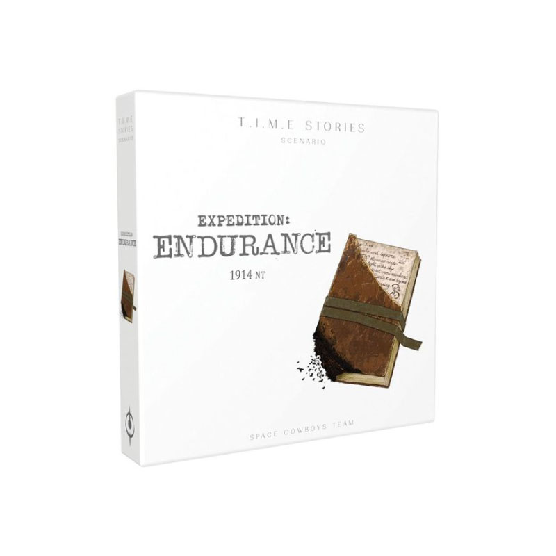 บอร์ดเกม Time Stories Expedition Endurance Expansion Board Game