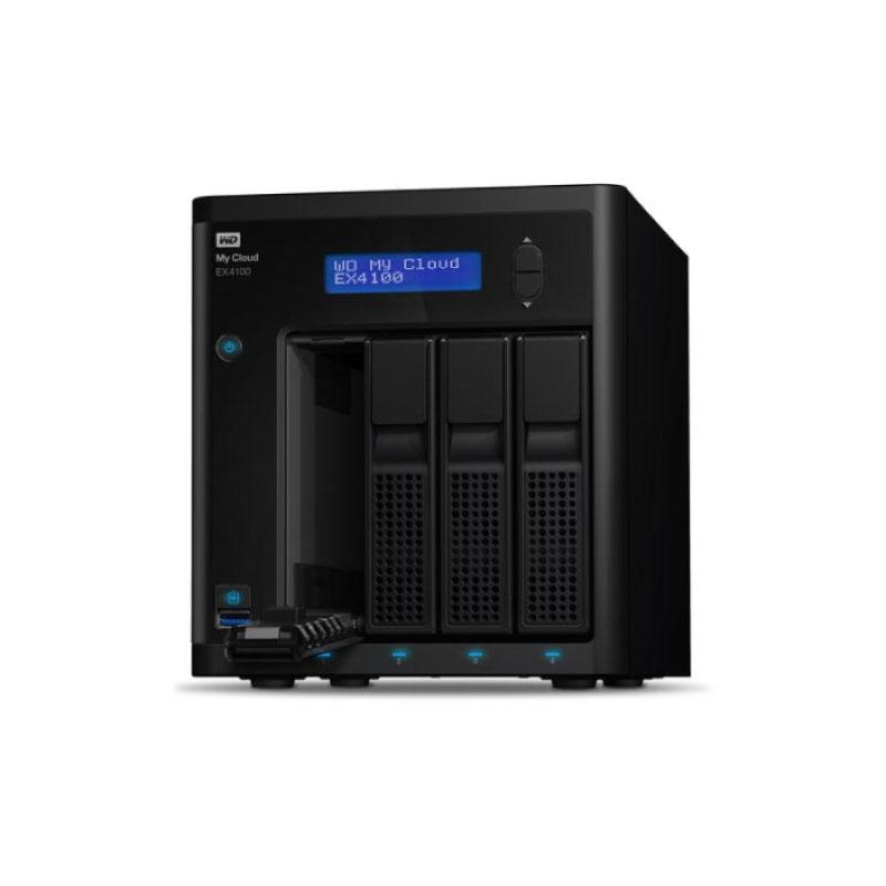 WD My Cloud EX4100 Ultra Nas Storage 4Bay