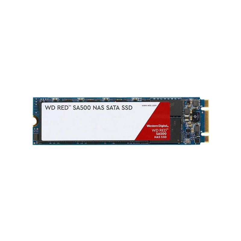 SSD WD 500GB M.2 SATA III (WDS500G1R0A-RED)