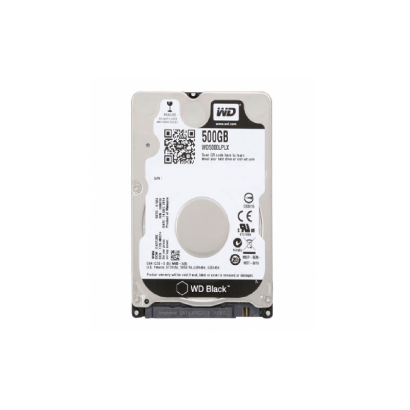 HDD NB WD 500GB SATA III 64MB 7200Rpm (WD5000LPSX)