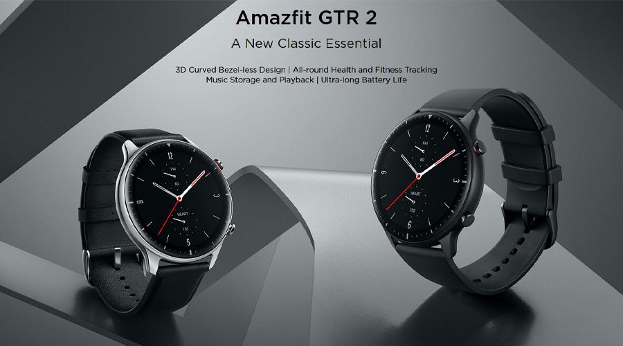 Amazfit GTR 2 Sport Watch 47mm รีวิว