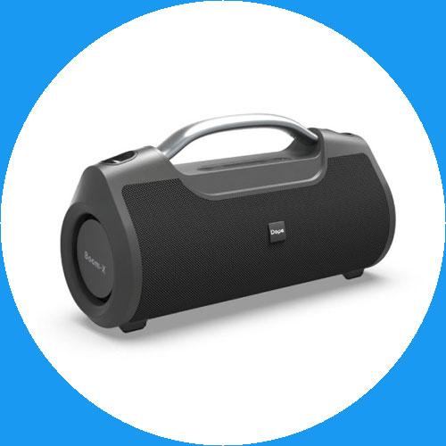 ลำโพงไร้สาย Dope Boom X Bluetooth Speaker ขาย