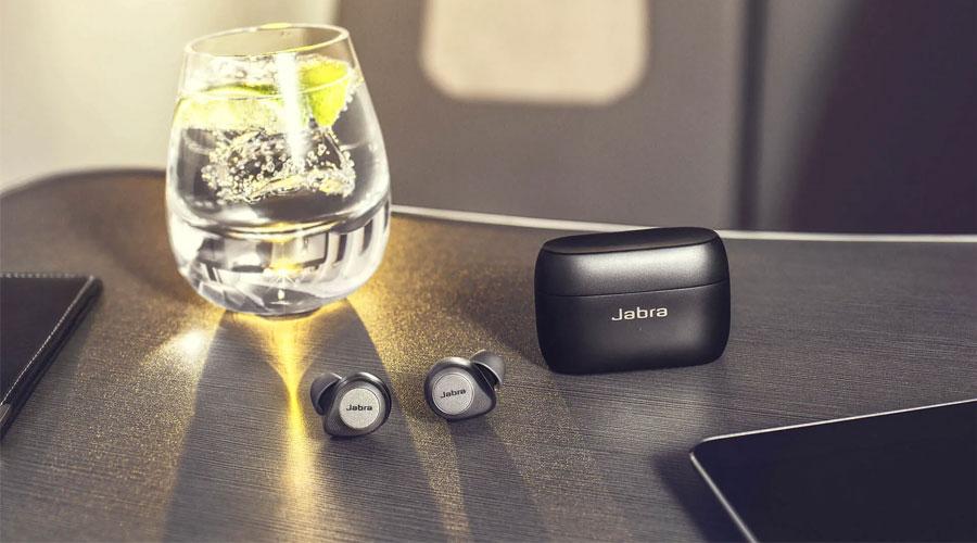 หูฟังไร้สาย Jabra Elite 85t True Wireless ขายดี