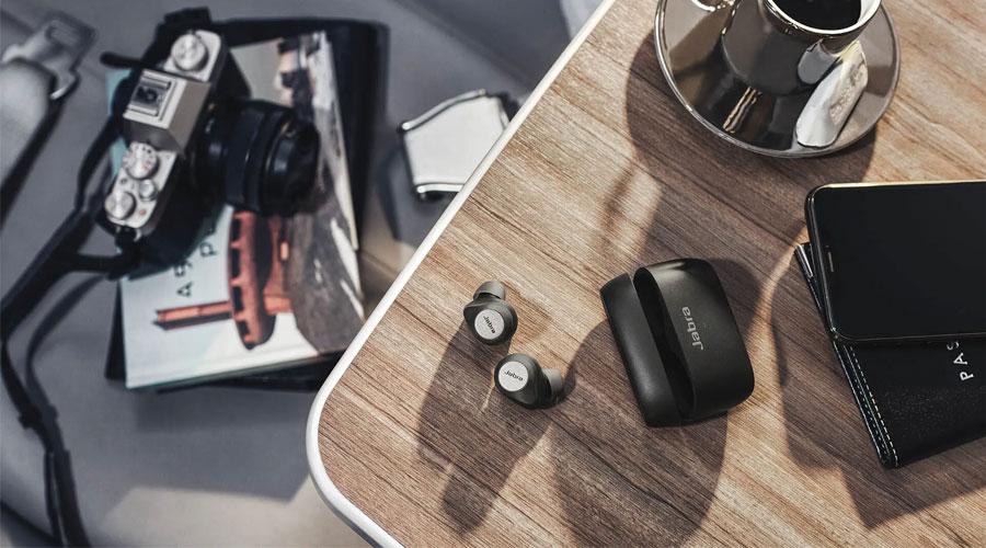 ซื้อ หูฟังไร้สาย Jabra Elite 85t True Wireless