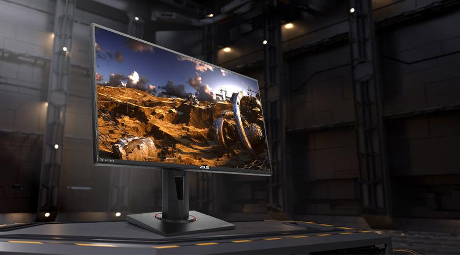 """จอคอม Asus TUF VG259Q 24.5"""" IPS Gaming Monitor 144Hz รีวิว"""