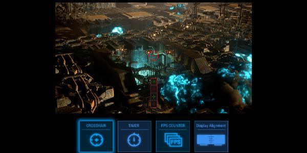 """จอคอม Asus TUF VG259Q 24.5"""" IPS Gaming Monitor 144Hz เทคโนโลยี"""