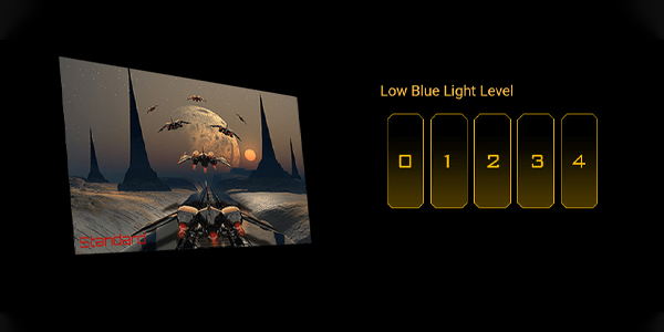 """จอคอม Asus TUF VG259Q 24.5"""" IPS Gaming Monitor 144Hz สวยงาม"""