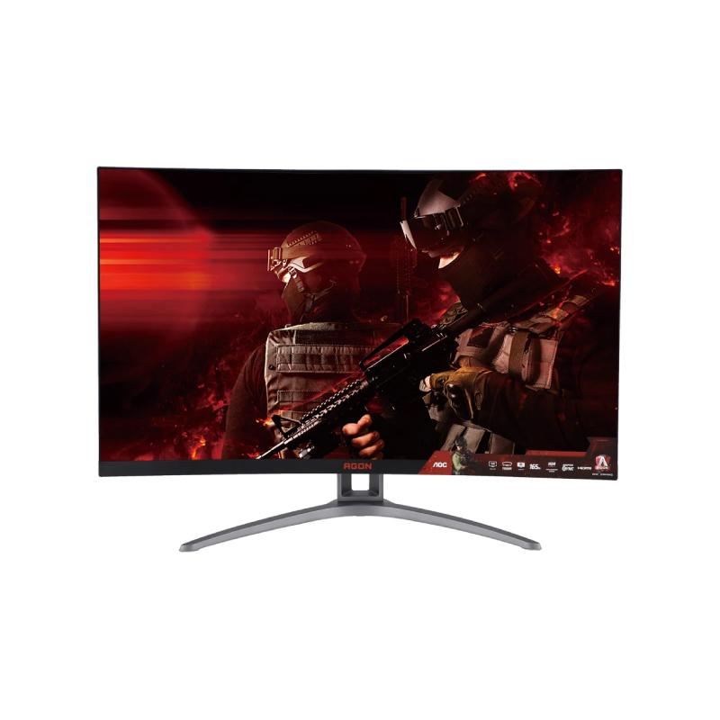 """จอคอม AOC AG323FCXE/67 31.5"""" VA Gaming Monitor 165Hz"""