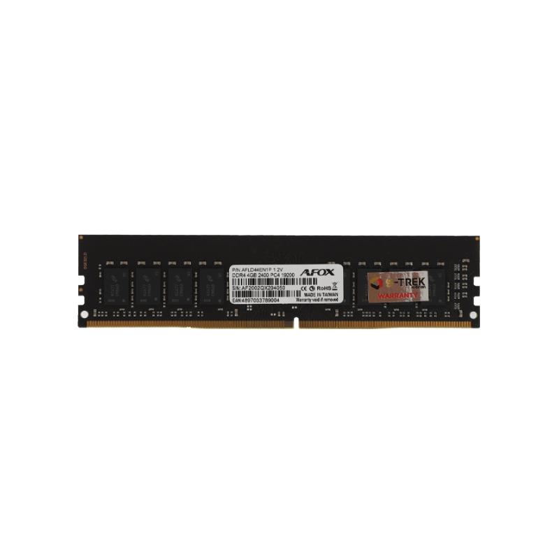 แรม Afox 4GB CL17 2400Mhz