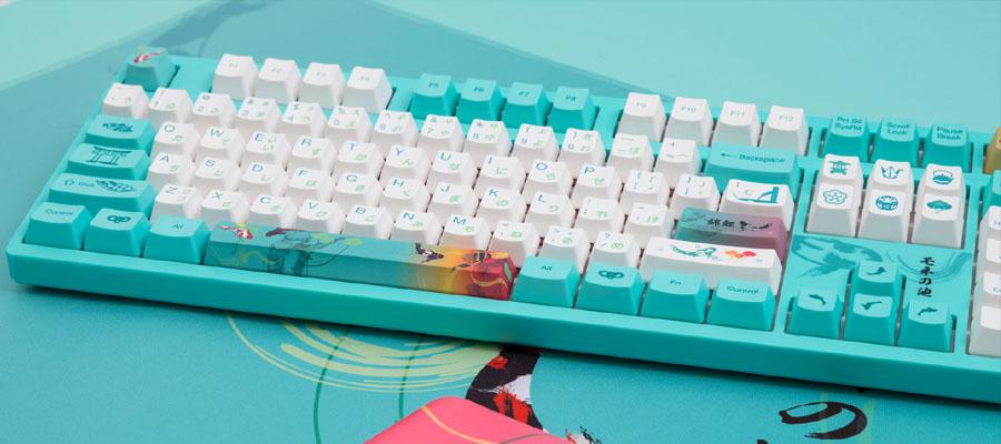 คีย์บอร์ด Akko 3108 Monet's Pond Keyboard Gateron Switch ราคา