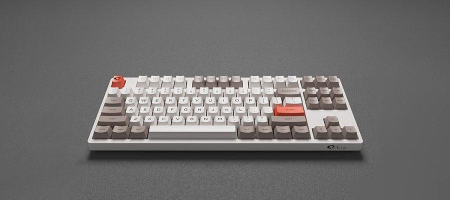 คีย์บอร์ด Akko 3087 Steam Engine Keyboard Gateron Switch ราคา
