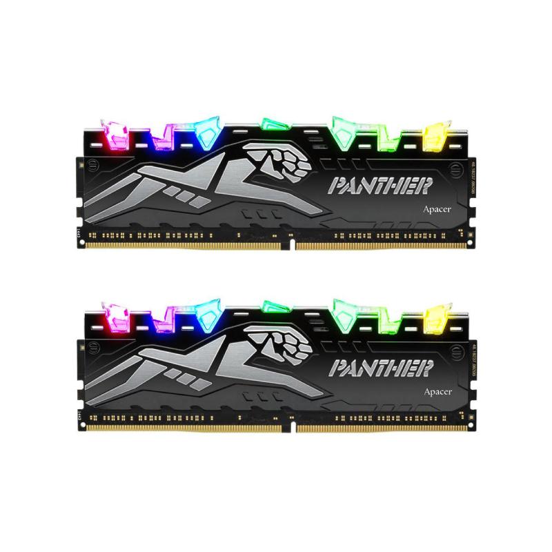 แรม Apacer 32GB OC Panther RGB 3200Mhz Ram