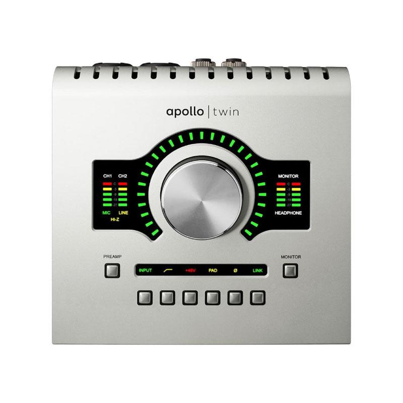 Apollo Twin USB Heritage Edition