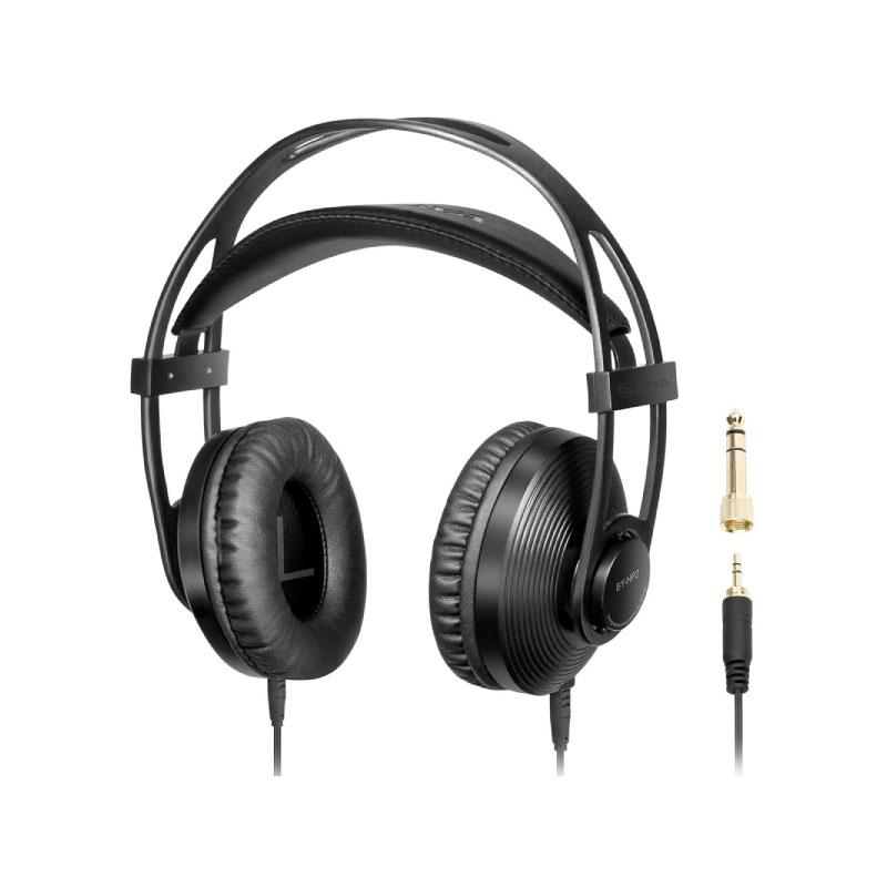 หูฟัง Boya BY-HP2 Professional Monitor Headphone