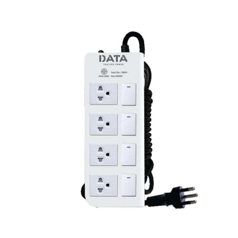 ปลั๊กไฟ DATA DT4418