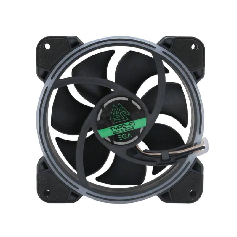 พัดลมระบายความร้อน EGA Type-F1 RGB