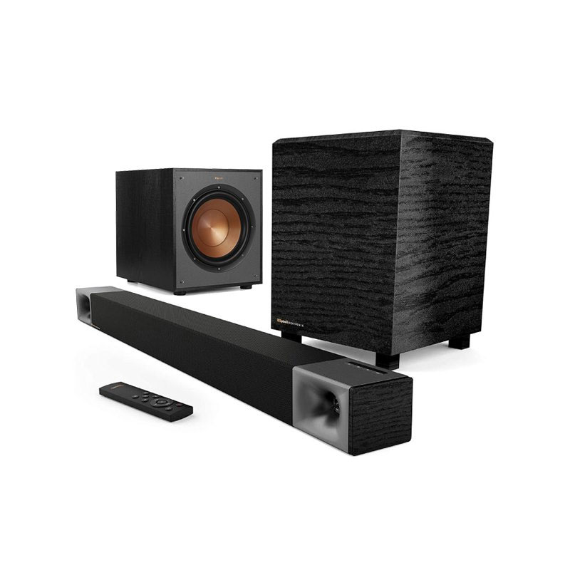 ลำโพง Klipsch Cinema 400 + R-100SW