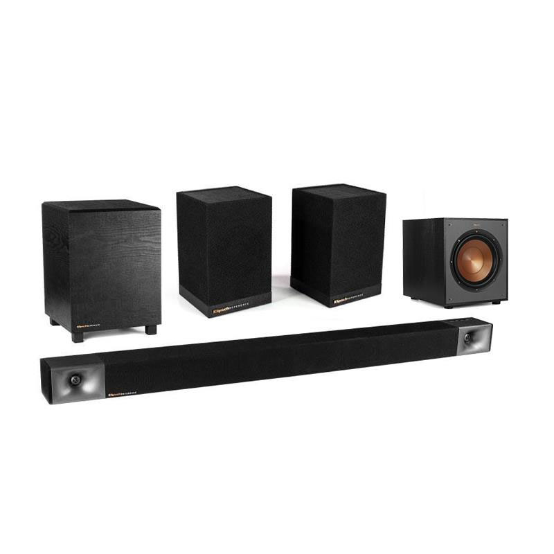 ลำโพง Klipsch Cinema 600 + Surround 3 + R-100SW