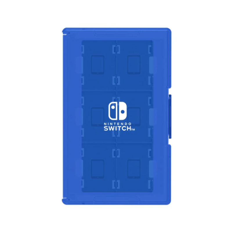 Nintendo CARD CASE 24+2 (BLUE) (JAPAN)