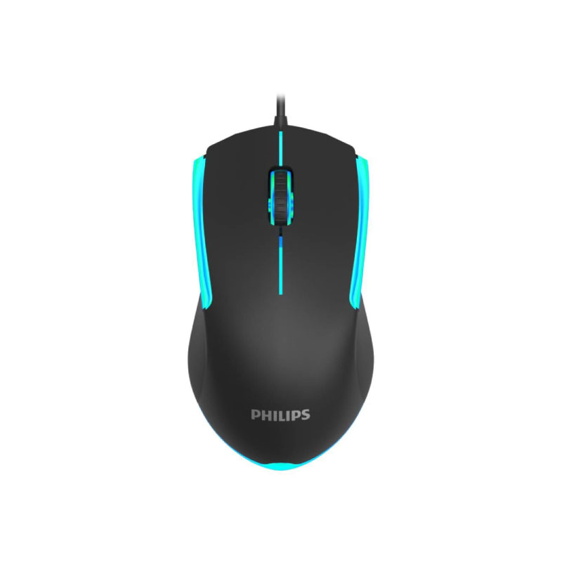 เมาส์ Philips SPK9314 Gaming Mouse