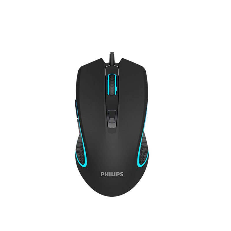 เมาส์ Philips SPK9413 Gaming Mouse