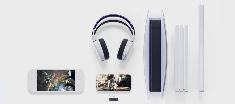 หูฟังไร้สาย SteelSeries Arctis 7P Wireless Gaming Headphone การเชื่อมต่อ