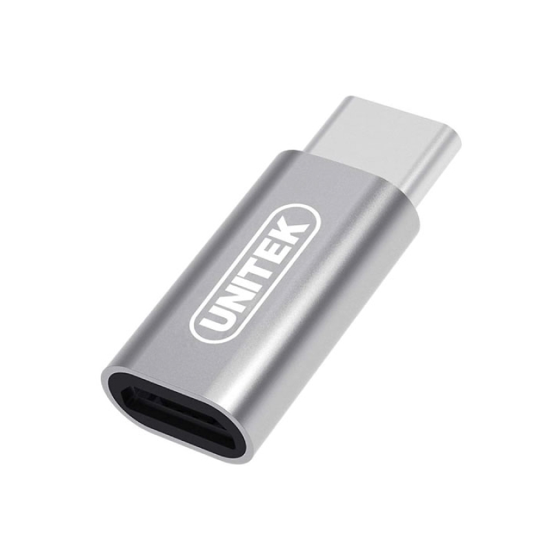 Unitek Adapter USB Type-C to Micro USB