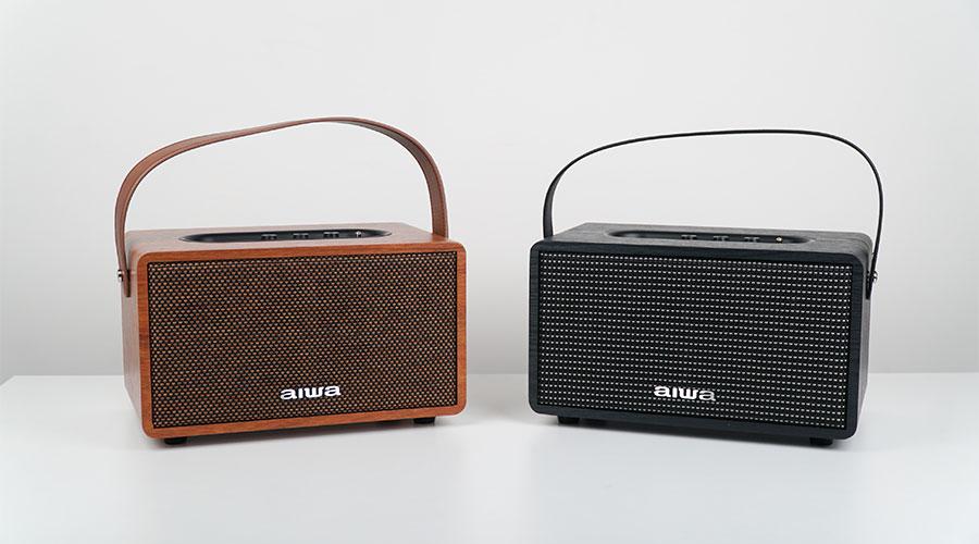 ลำโพงไร้สาย AIWA MI-X150 Retro Plus Bluetooth Speaker ราคา