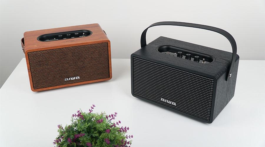 ซื้อ ลำโพงไร้สาย AIWA MI-X150 Retro Plus Bluetooth Speaker