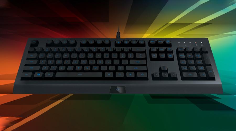คีย์บอร์ด Razer Cynosa Lite Gaming Keyboard รีวิว