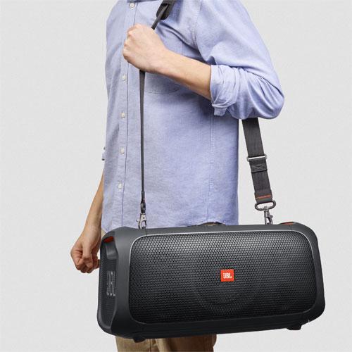 ลำโพงไร้สาย JBL PartyBox On-The-Go Bluetooth Speaker ขาย