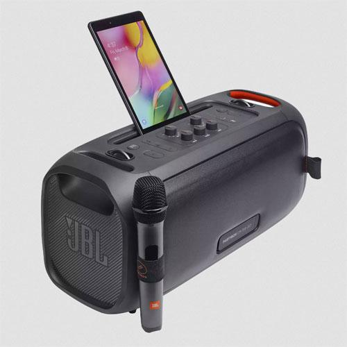 ลำโพงไร้สาย JBL PartyBox On-The-Go Bluetooth Speaker เสียงดังกระหึ่ม