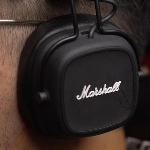 หูฟังไร้สาย Marshall Major IV Wireless Headphone ขาย