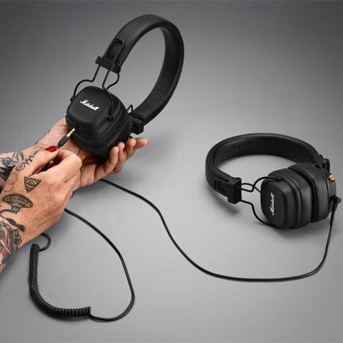 หูฟังไร้สาย Marshall Major IV Wireless Headphone คุ้มค่า