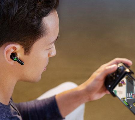 หูฟังไร้สาย Razer Hammerhead True Wireless Pro ขาย