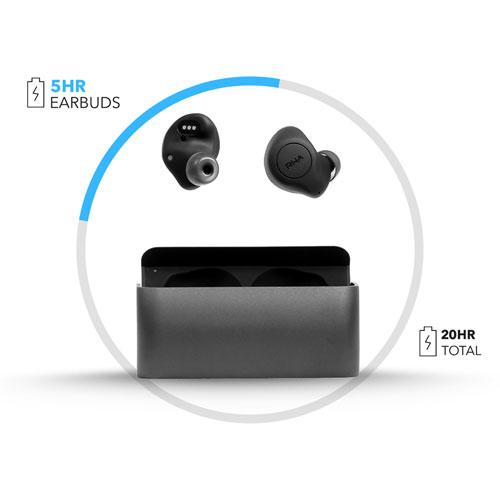 หูฟังไร้สาย RHA TrueControl ANC True Wireless เสียงดี