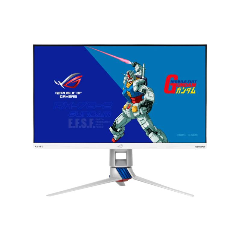 """จอคอม Asus ROG XG279Q-G Gundam Edition 27"""" IPS 2K Monitor 170Hz"""