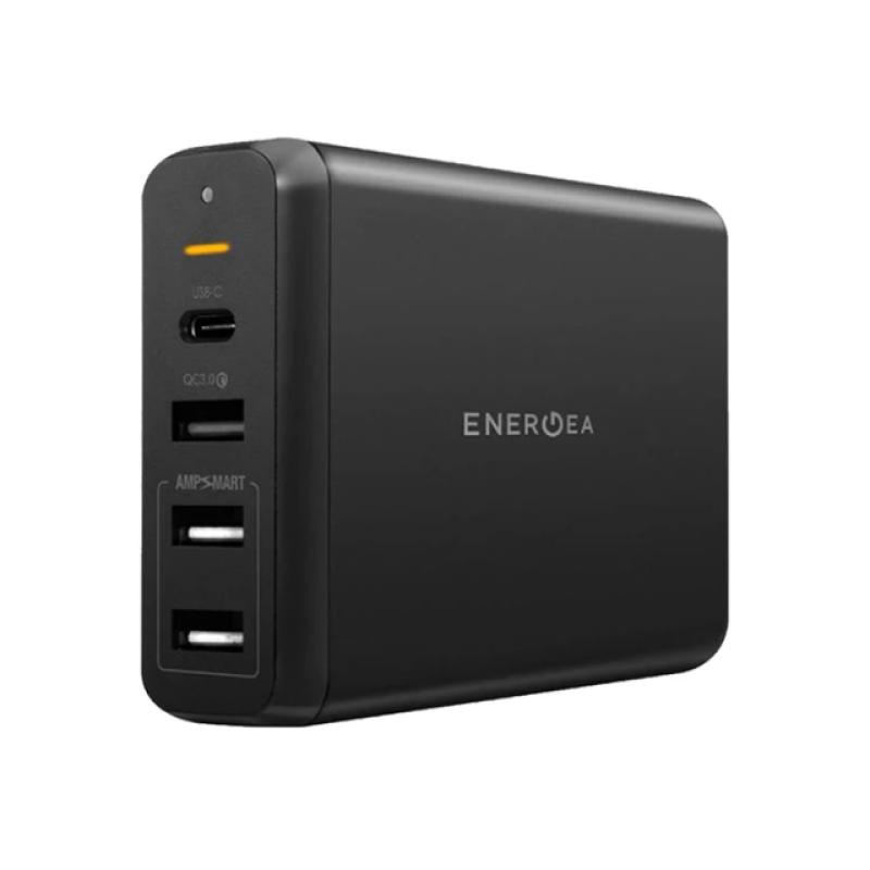 หัวชาร์จ Energea 4PD+75W Charger Power Hub