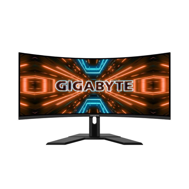 """จอคอม Gigabyte G34WQC 34"""" VA Curved Monitor 144Hz"""