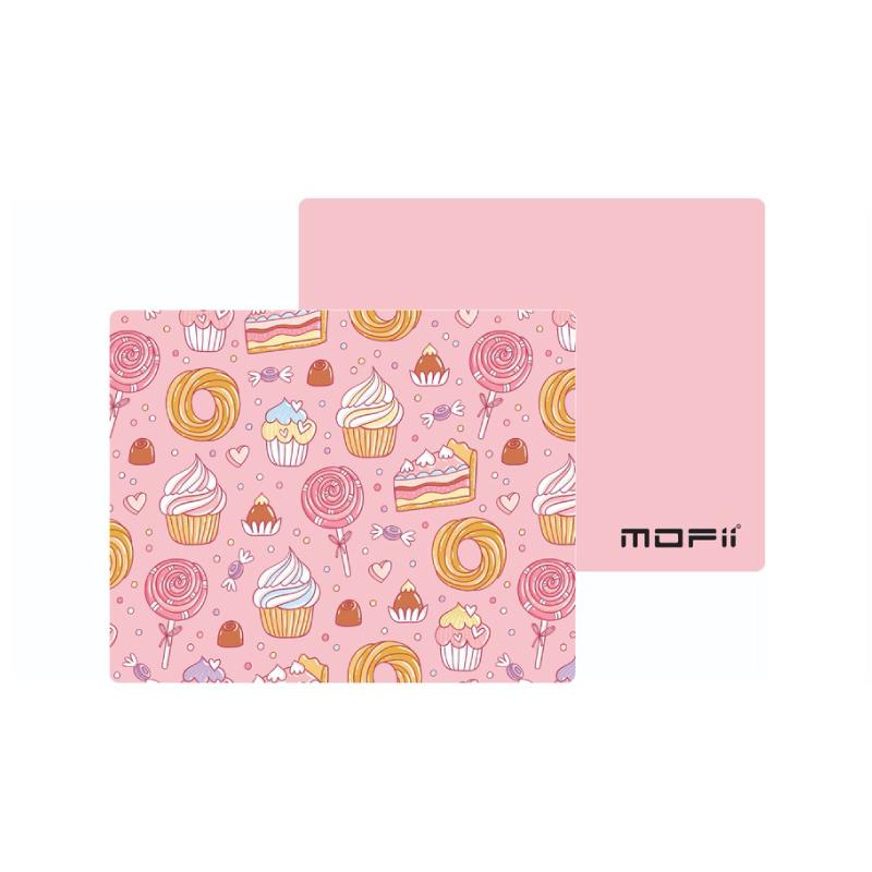 แผ่นรองเมาส์ MOFii PANCAKE 2-SIDED Mousepad Small