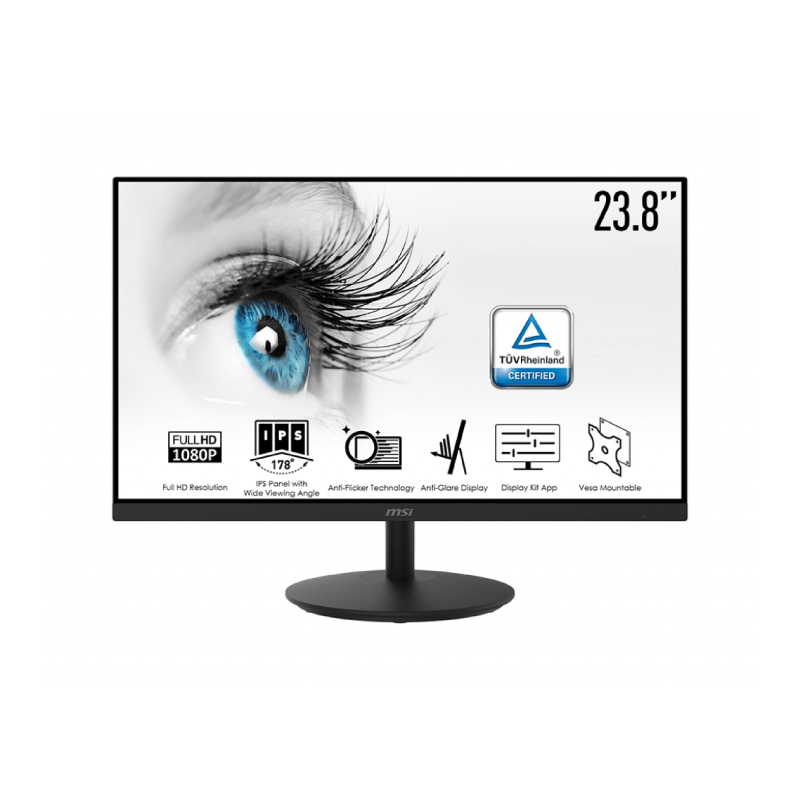 "จอคอม MSI MP242 23.8"" IPS Monitor 75Hz"