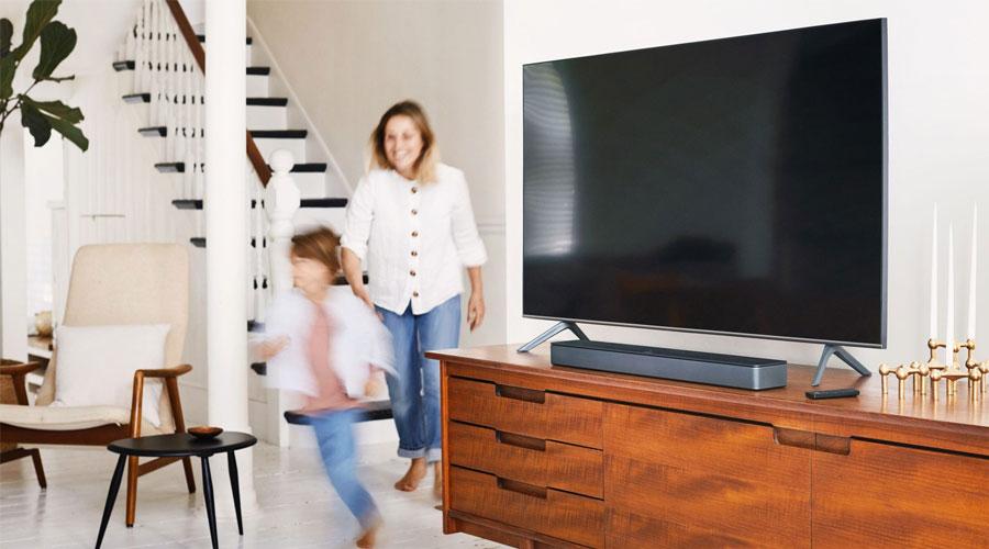ลำโพง Bose Smart Soundbar 300 ขายดี