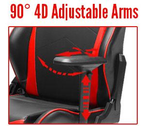 เก้าอี้เล่นเกม DXRacer Tank Series Gaming Chair ซื้อ
