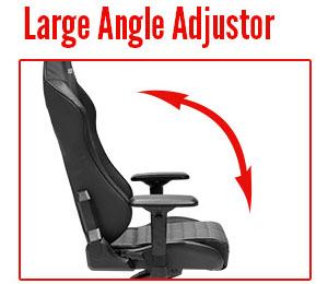 เก้าอี้เล่นเกม DXRacer Tank Series Gaming Chair การใช้งาน