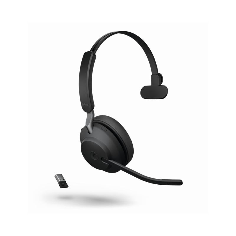 หูฟัง Call Center Jabra Evolve2 65 MS